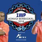 Konvoi Berbasikal 1WP 2018